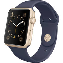 Apple Watch 2 Sport 42mm Rose Gold Midnight Blue