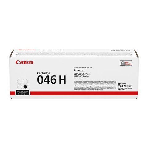 Тонер-картридж повышенной емкости Canon Cartridge 046H черный (6300 стр)