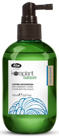 Лосьон от перхоти - Lisap Keraplant Nature Anti-Dandruff Lotion 150 мл