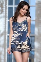 Пижама  женская Mia-Amore BLUE-MARINE Блю Марин 8442