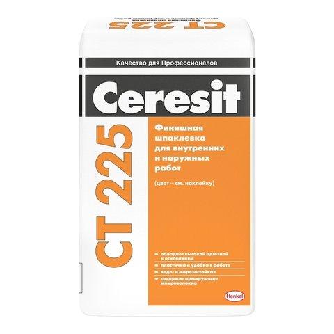 Штукатурка Церезит СТ 225 белая 25 кг
