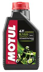 Моторное масло MOTUL 5100 4T SAE 15W50