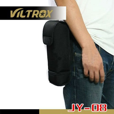 Чехол для вспышки Viltrox JY-08 Black