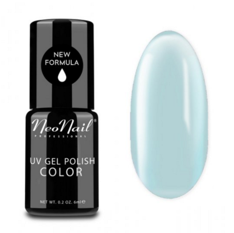 NeoNail Гель лак UV 6ml Blue Tide №4827-1