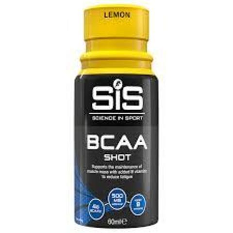 BCAA шот, вкус Лимон, 60 мл