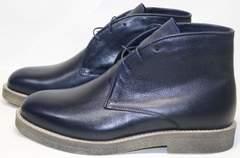 Мужские зимние ботинки на меху Ikoc 004-9 S