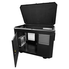 Всепогодный шумозащитный кожух для генератора SB1600