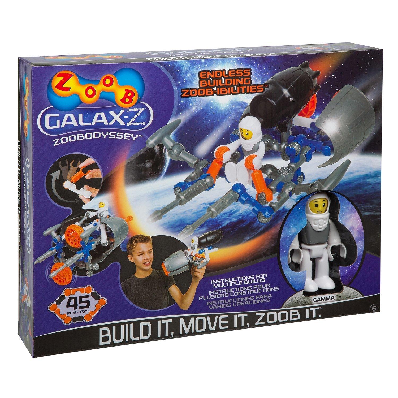 Конструктор ZOOB Galax-Z Odyssey