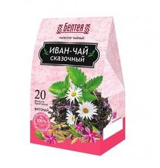 БЕЛТЕЯ  Напиток чайный 20пак Иван-чай сказочный против простудных заболеваний