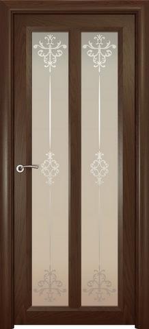 Дверь Океан Оптима 5, стекло белое