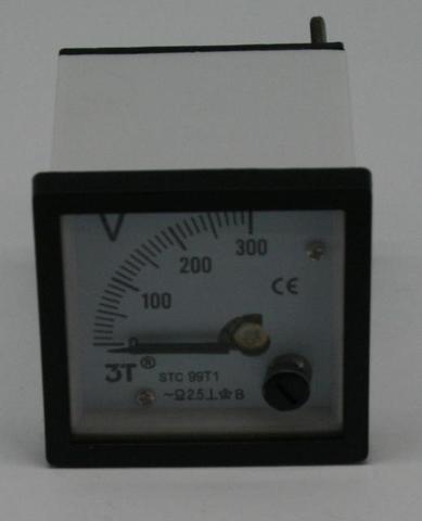 Вольтметр DDE DPG4851 унив. 0-300V