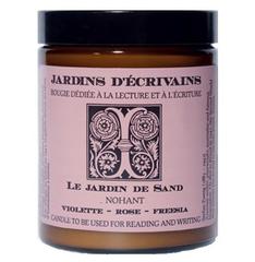 Ароматическая свеча «Сад Жорж Санд», Jardins d
