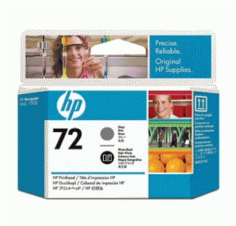 печатающая головка HP 72 Photo Black-Gray