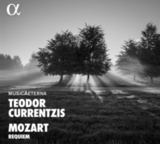 Teodor Currentzis / Mozart: Requiem (CD)