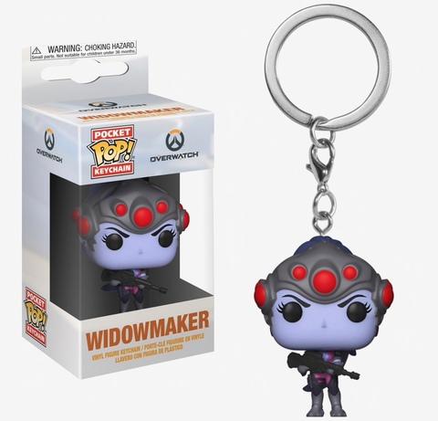 Брелок Роковая Вдова || POP! Keychain Overwatch  Widowmaker