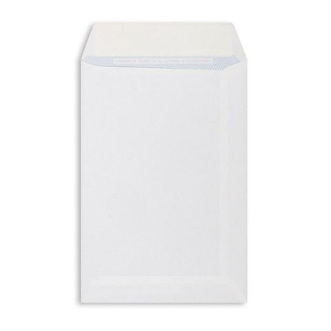 Пакет Белый С5стрип Businesspack160х230 80г 500шт/уп/4701