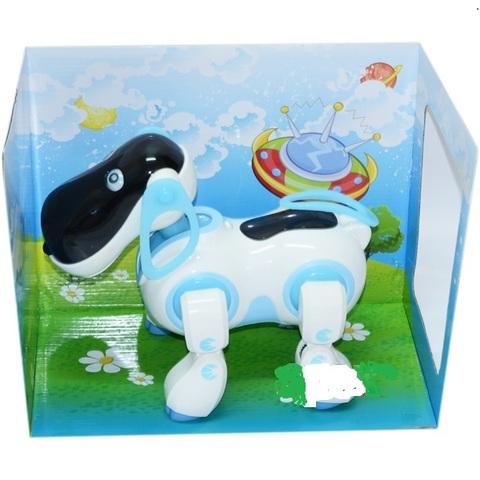 Радиоуправляемая интерактивная собачка Космопёс 2099