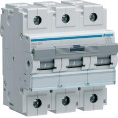 Автоматический выключатель 3P 50kA C-25A 4.5M
