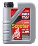 Liqui Moly Motorbike 2T Synth Scooter Street Race - Синтетическое моторное масло для скутеров