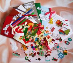 036_5501 Набор для изготовления 6 открыток