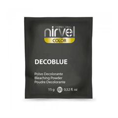 Nirvel Блондирующий порошок синий Decoblue