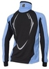 Лыжная разминочная куртка One Way Valbor Light Blue женская