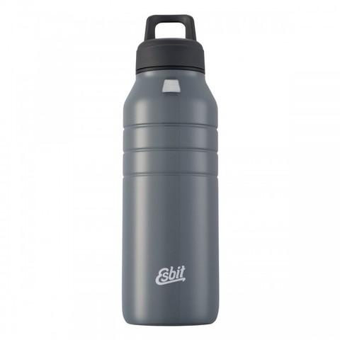 Бутылка для воды Esbit, темно-серая, 0.68 л