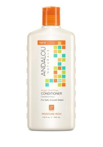 Кондиционер для блеска волос Andalou Naturals | Коллекция