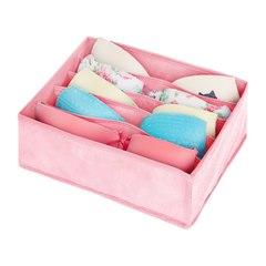 органайзер 30х24х11, 5 ячеек, minimalistic pink
