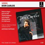 Antonio Pappano / Verdi: Don Carlos (3CD)