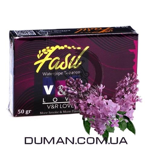 Табак Fasil V&R Love (Фасил V&R Любовь)