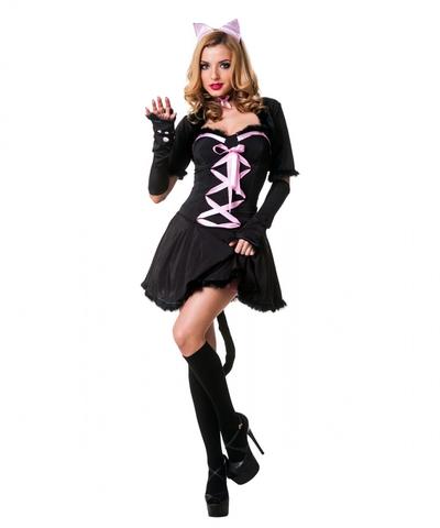 Эротический костюм для ролевых игр Гламурная киса