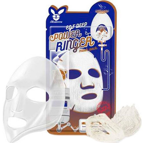 Маска тканевая EGF Deep Power Ring Mask Pack от Elizavecca