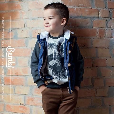 ДЖ125 Джемпер для мальчика