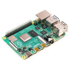 Одноплатный микрокомпьютер Raspberry Pi 4 (1GB RAM)