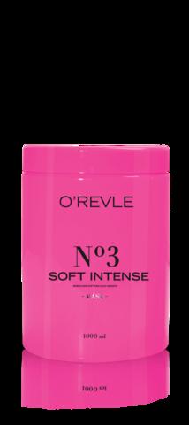 Маска для окрашенных волос Intense №3 O'REVLE Soft