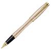 Ручка перьевая Parker Urban Premium Vacumatic F206 Golden Pearl (1906852) (F) перьевая ручка parker urban premium vacumatic f206 silver blue pearl перо f 1906868