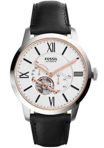 Купить Наручные часы скелетоны Fossil ME3104 по доступной цене
