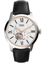 Наручные часы скелетоны Fossil ME3104