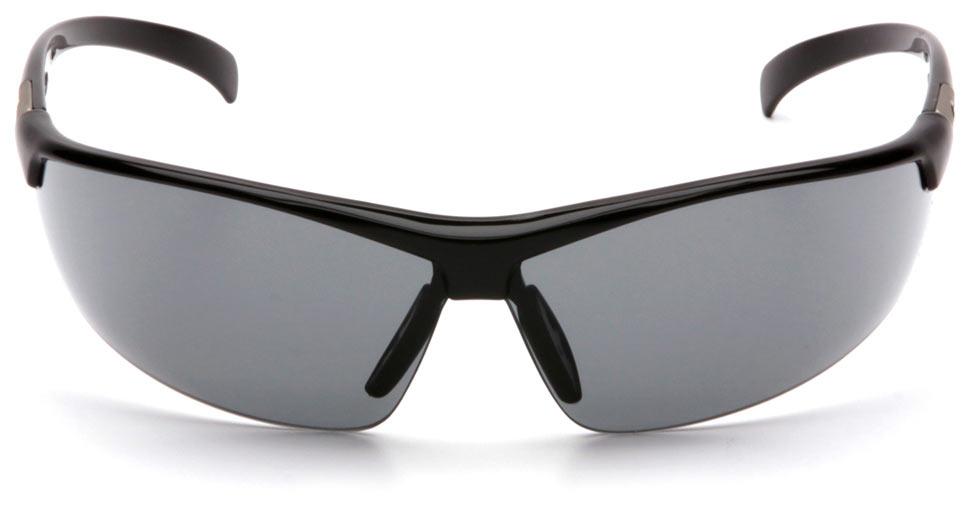 Очки баллистические стрелковые Pyramex Forum VGSB6620D серые 23%