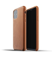Чехол Mujjo iPhone 11 Leather Case