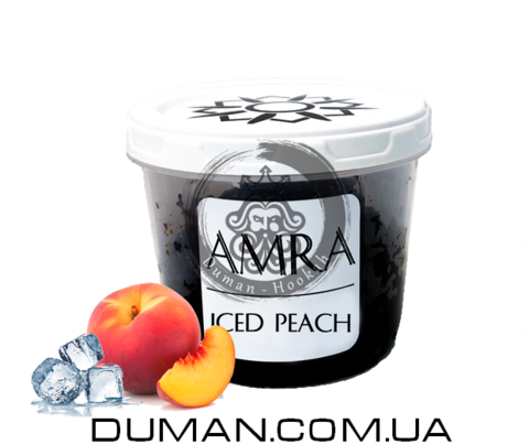 Табак Amra Ice Peach (Амра Персик лёд) |Sun