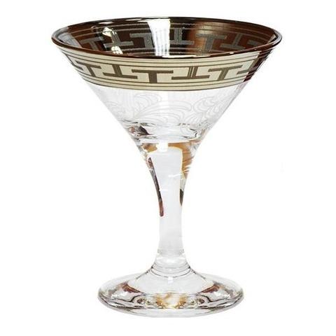 Набор 6 бокалов для мартини