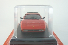Ferrari 328 GTB 1985 red 1:43 Eaglemoss Ferrari Collection #39