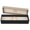 Parker IM Premium - Shiny Chrome Chiselled CT, шариковая ручка, M