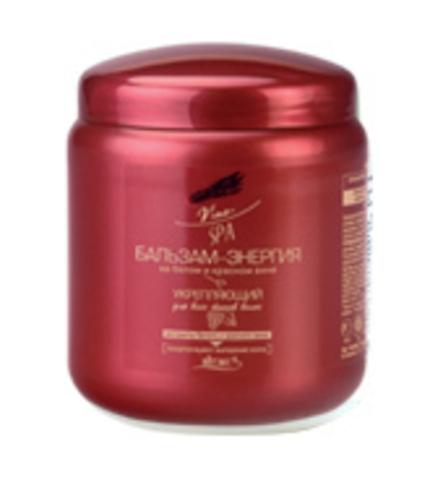 Бальзам-энергия на белом и красном вине укрепляющий для всех типов волос