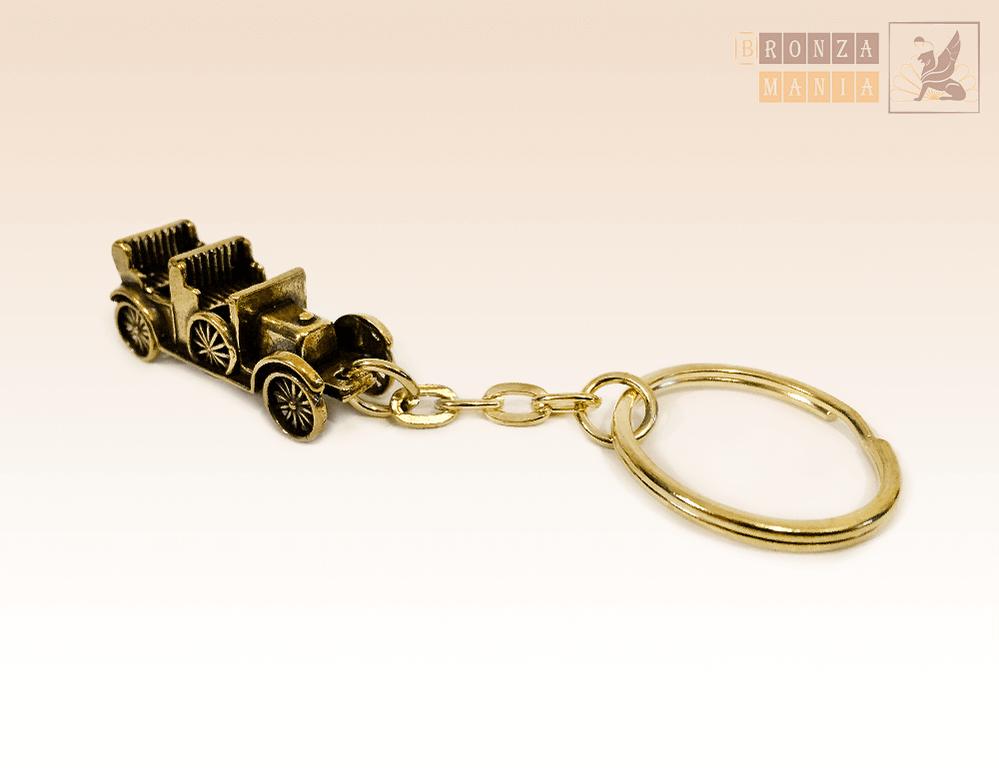 брелок Автомобиль Кабриолет четырехместный