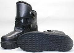 Ботинки зимние женские натуральная кожа Kluchini 13047