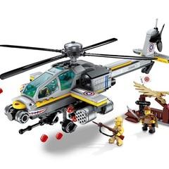 Конструктор Зона боевых действий Вертолет