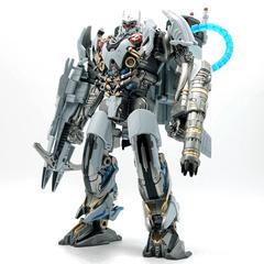 Трансформеры игрушка робот Черная Мамба